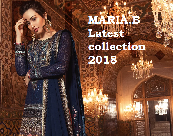 Mariab Latest Collection 2018